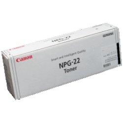 NPG-22K 【ブラック】 純正トナー ■キヤノン